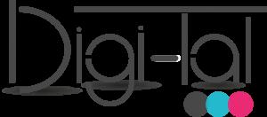 Digi-Tal Marketing Logo