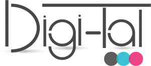 Digi-Tal Marketing Logo